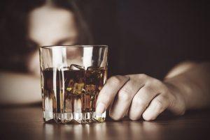 define alcoholic
