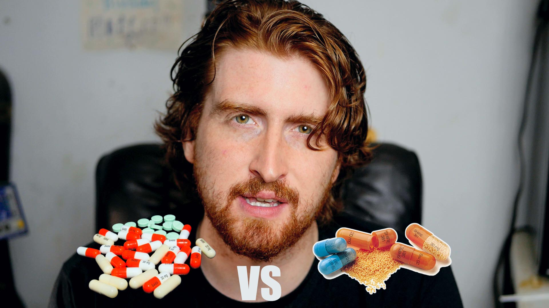 Vyvanse VS Adderall | Similarities and Differences (Video)