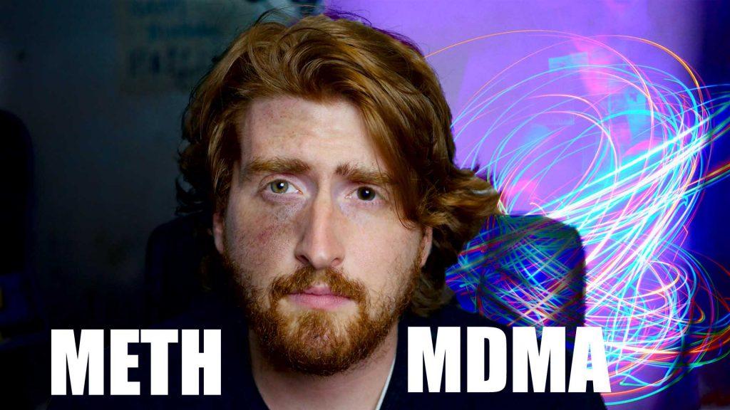 meth vs mdma