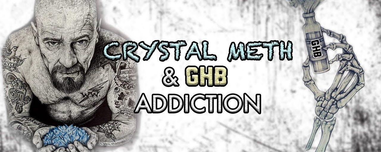 Overcoming GHB & Crystal Meth Addiction w/ Ryan Hassan